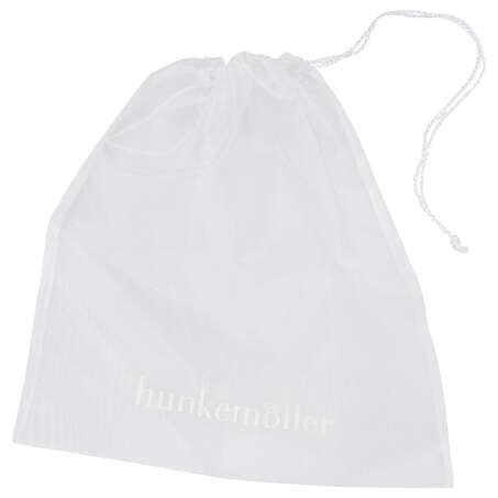 Hosiery bag, White