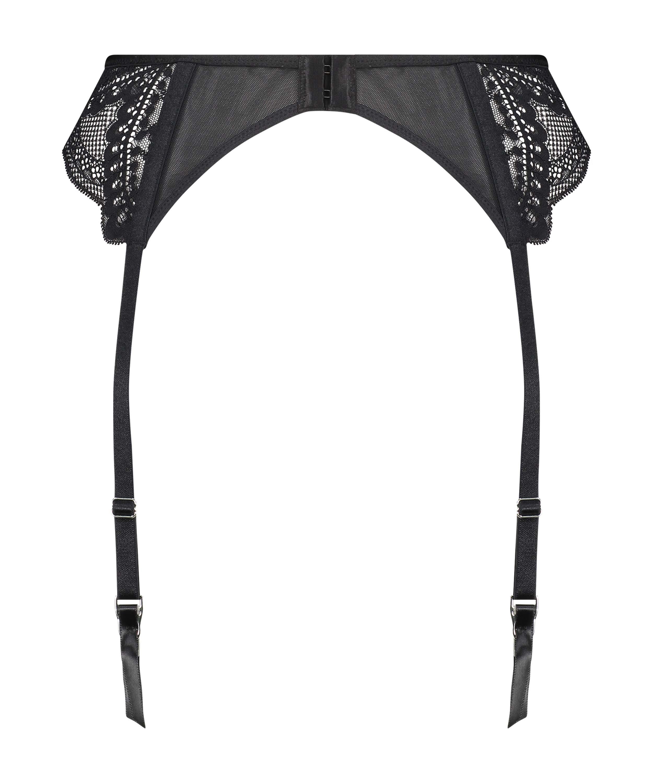 Oceana Suspenders Rebecca Mir, Black, main