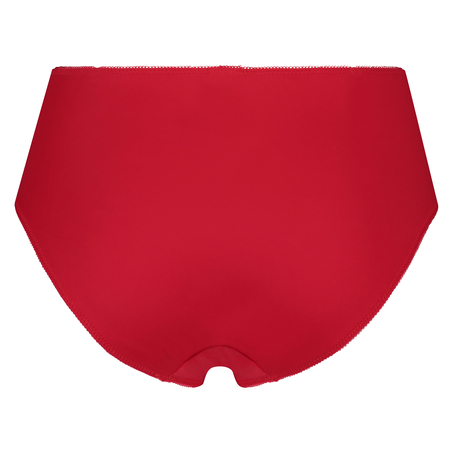 Diva high knickers, Red