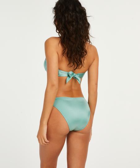 SoCal rio bikini bottoms, Green