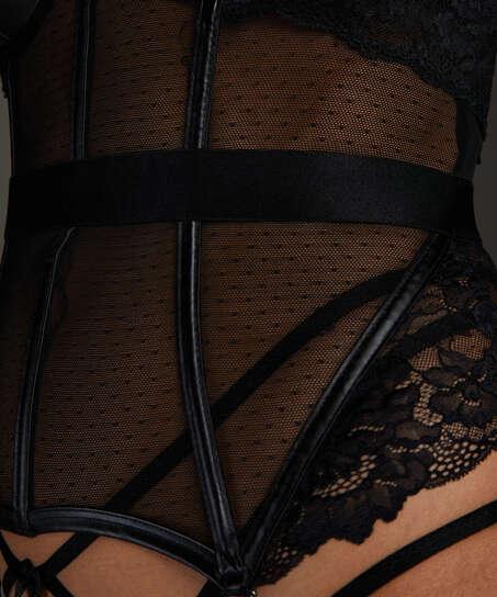 Nyke Bustier, Black
