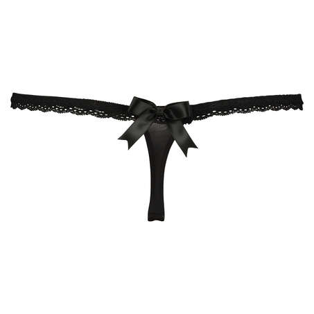 Elle thong, Black