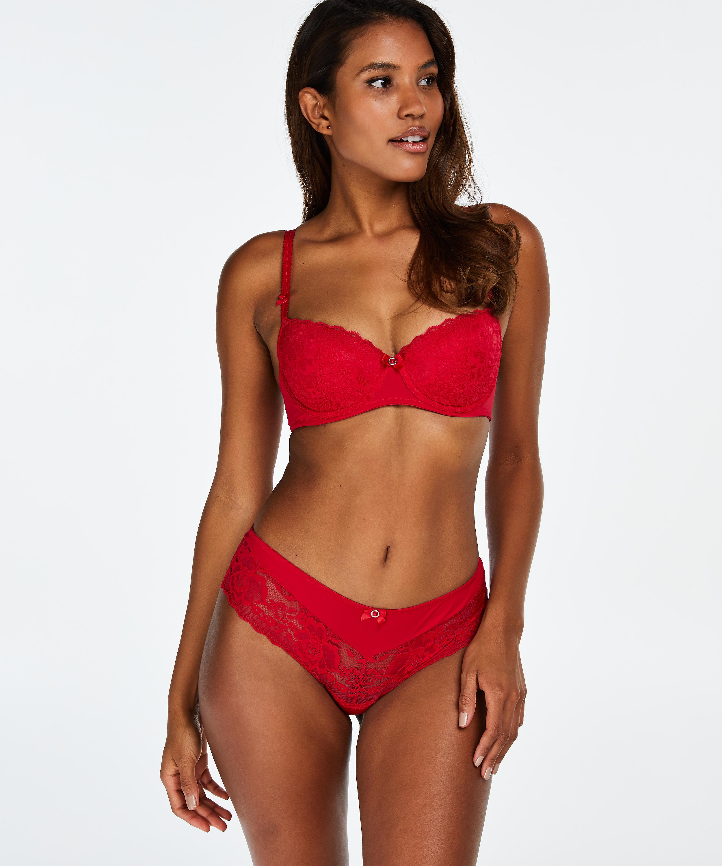 Maya Brazilian, Red, main