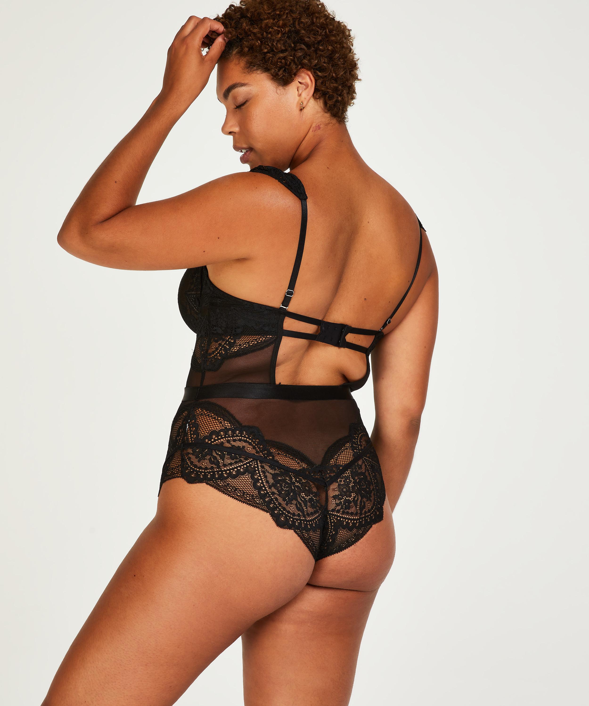 Heira Body Rebecca Mir, Black, main