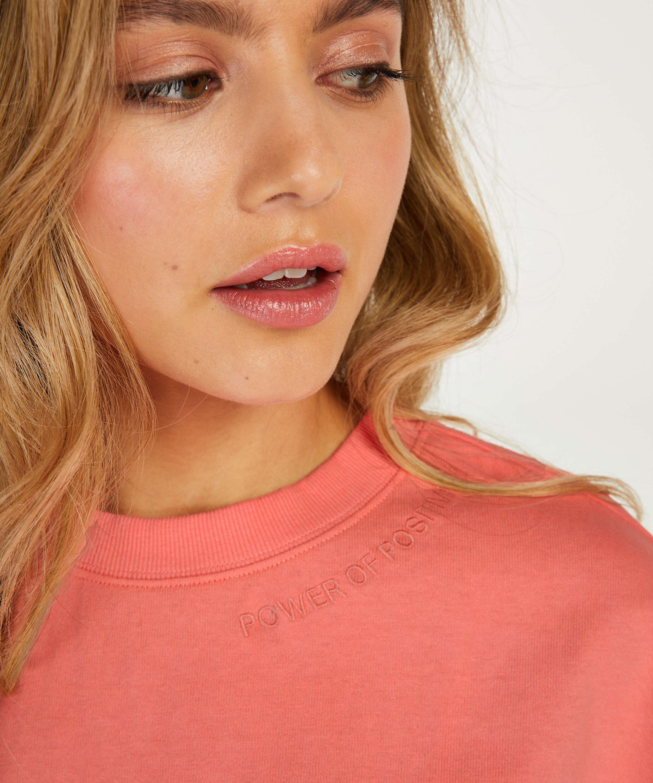 Spill The Tea T-shirt, Pink, main