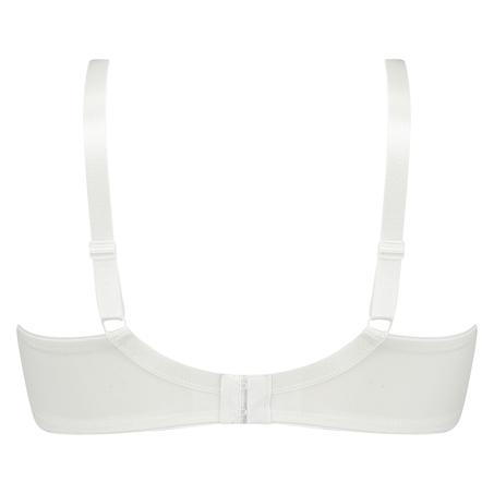 Nina Non-Padded Underwired Minimizer Bra, White