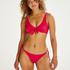 Luxe non-padded bikini top , Pink