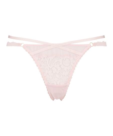 Keira thong, Pink