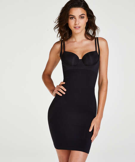 Firming dress - Level 2, Black