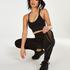 HKMX Sports bra The Comfort Level 1, Black