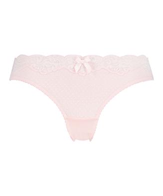 Marion thong, Pink