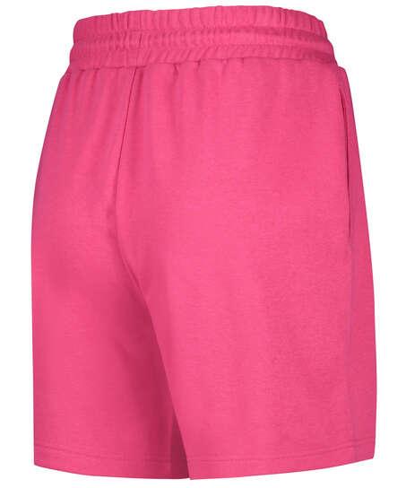 Snuggle Me Bermuda Shorts, Pink