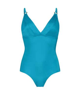 Celine bathing suit, Blue