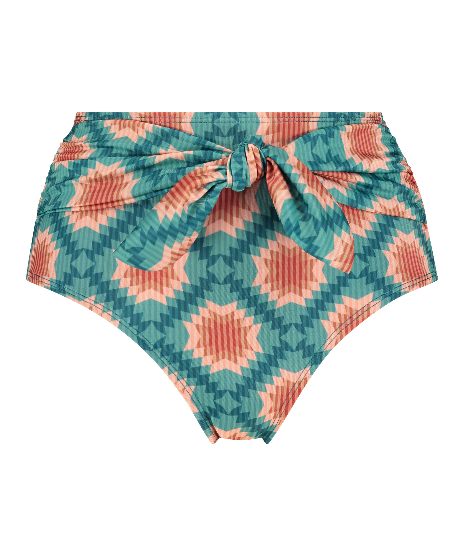 Paramaribo high bikini bottom I AM Danielle, White, main