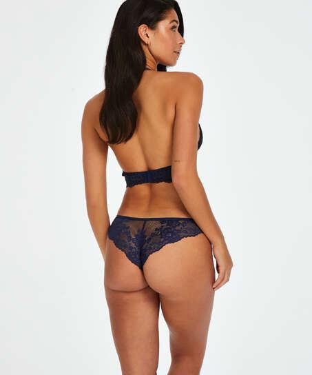 Bianca Brazilian, Blue