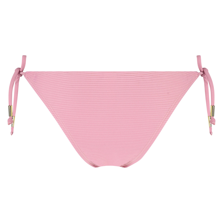 Desert Springs tanga bikini bottoms, Pink, main