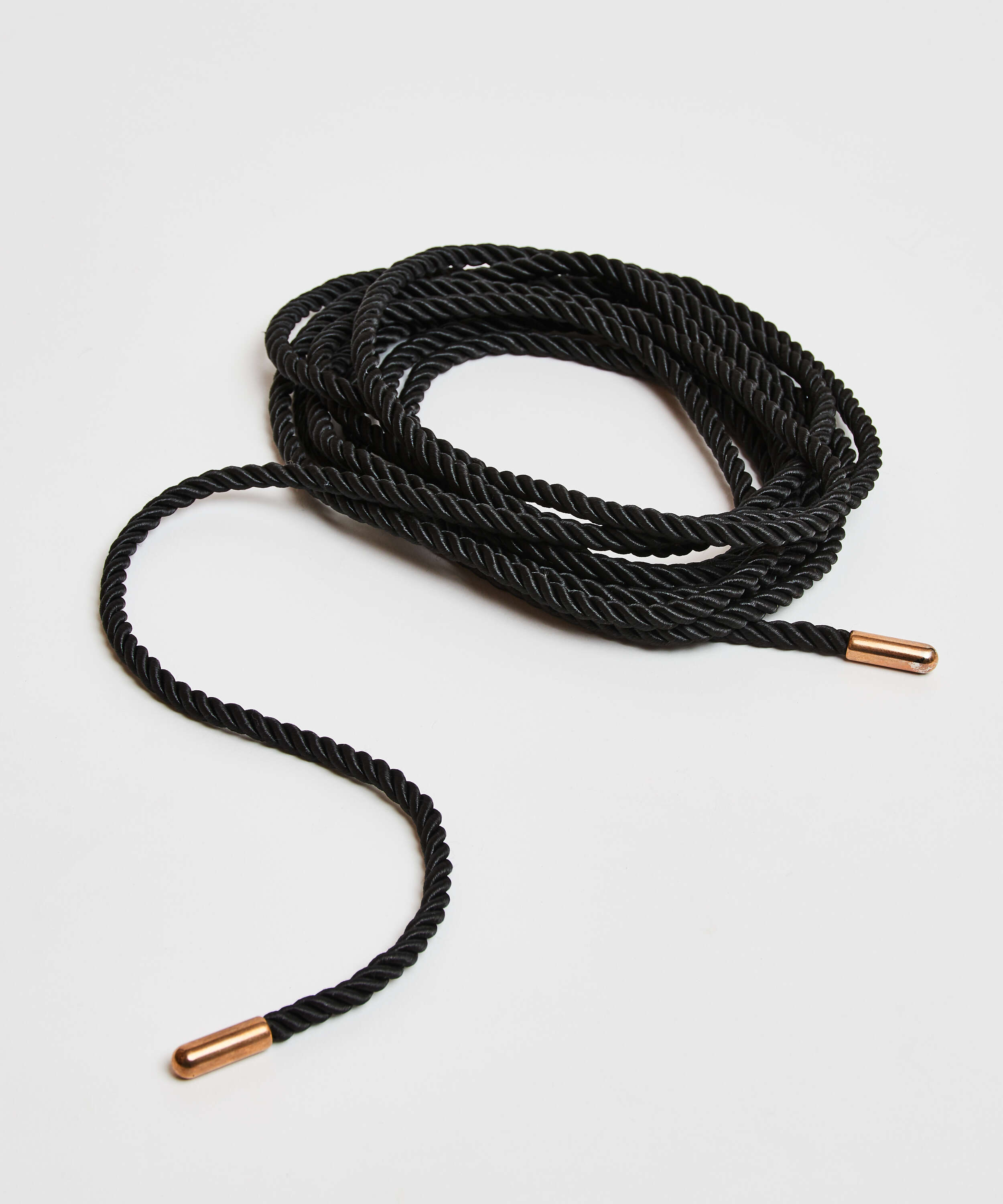 Body Bondage rope, Black, main