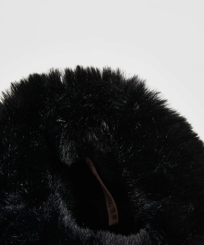 Slippers, Black, main