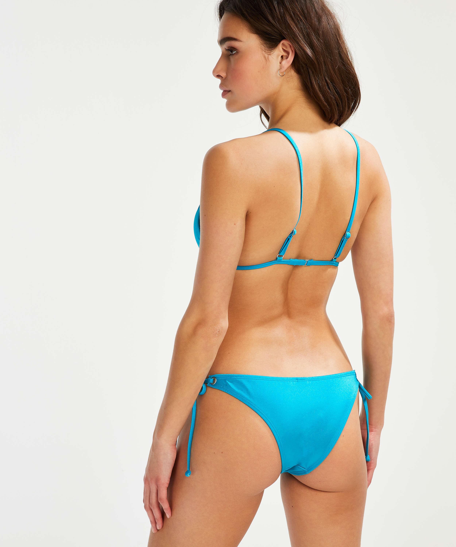 Celine bikini bottoms, Blue, main