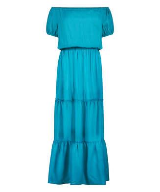 Paramaribo maxi beach dress I AM Danielle, Grey