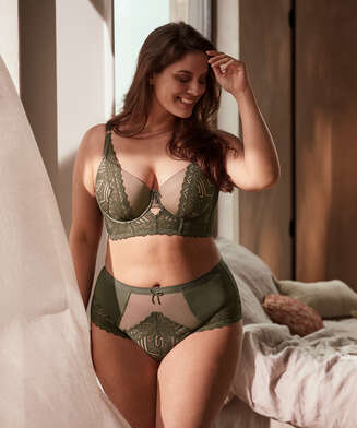 Maxi knicker Rabella I AM Danielle, Green
