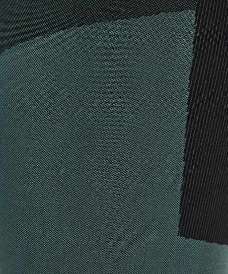 HKMX The Motion High Waisted Leggings , Green