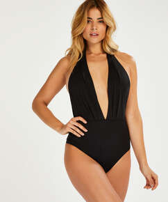 Swimsuit, Black