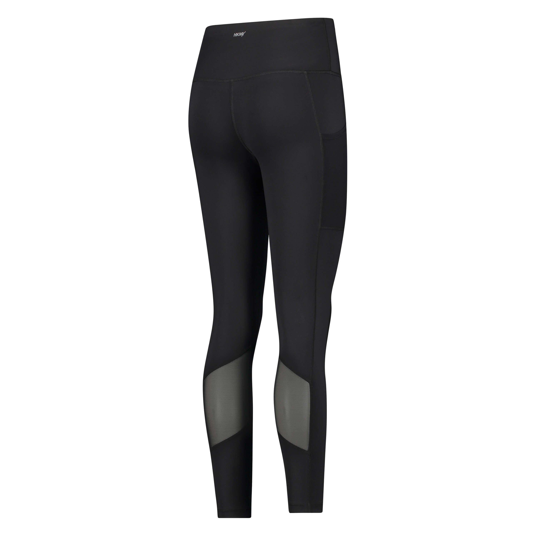 HKMX Oh My Squat High Waisted Leggings , Black, main