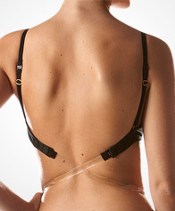 Low back strap, White, main