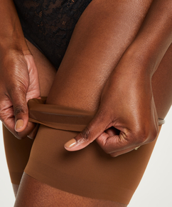 Micro thigh bands, Brown