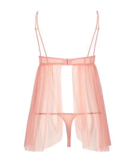 Emily Babydoll, Pink