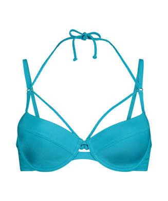 Celine bikini top, Blue