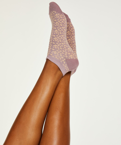 2 Pairs Of Socks, Orange