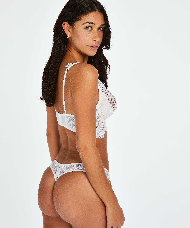 Marilee Thong, White, main