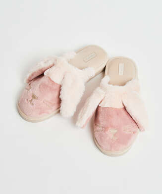 Cute Bunny slippers, Pink
