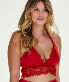 Perla Bralette, Red