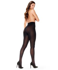60 denier tights, Black