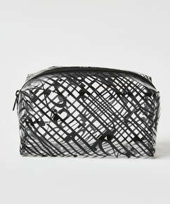 Make-up bag, Black