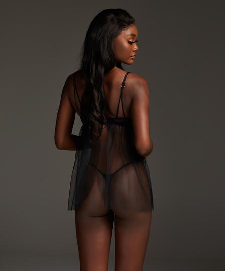Emily Babydoll, Black