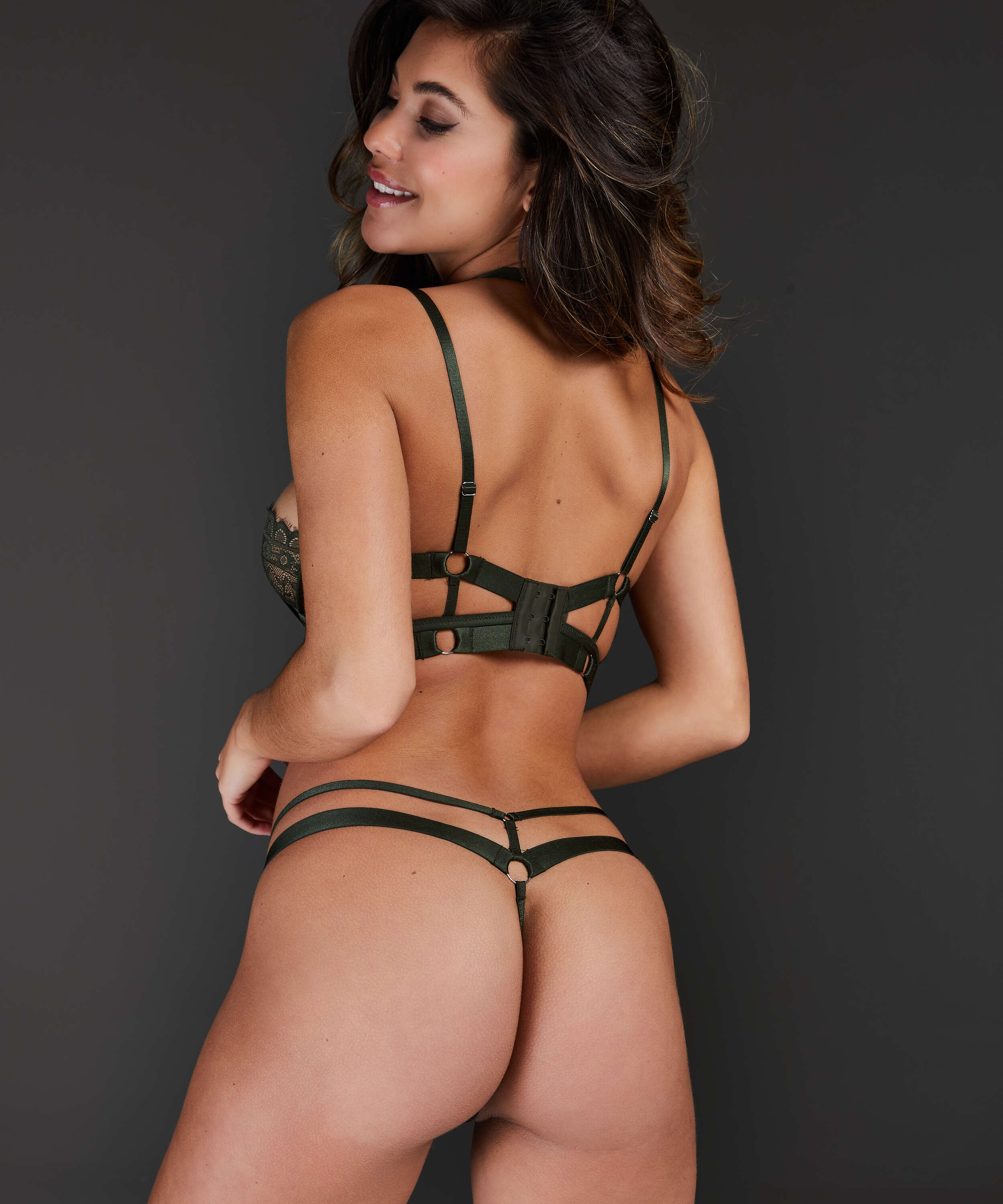 Jacky Thong , Green, main