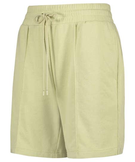 Snuggle Me Bermuda Shorts, Green