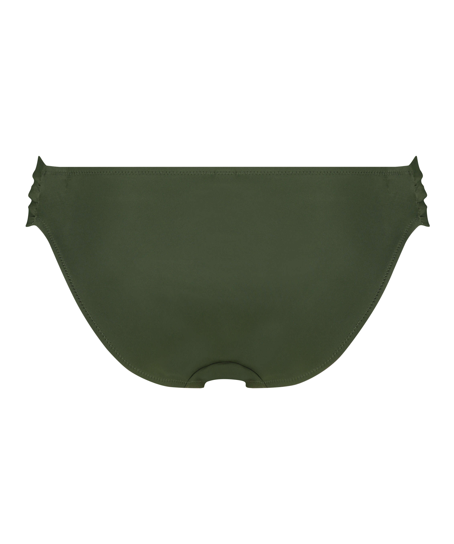 Luxe Rio bikini shorts, Green, main