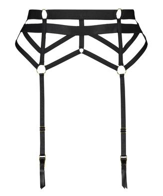 Sting Suspenders, Black