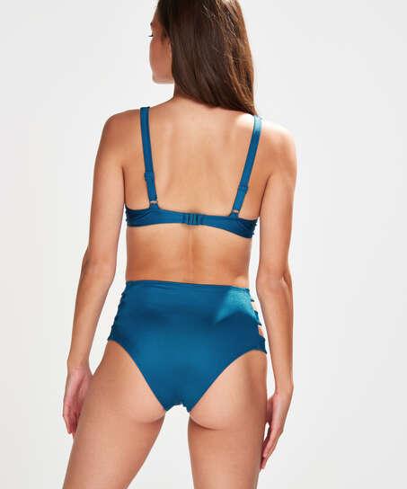 Unformed Clasp Bikini Top Sunset Dreams, Blue