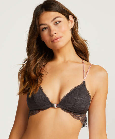 Jennifer bralette, Grey