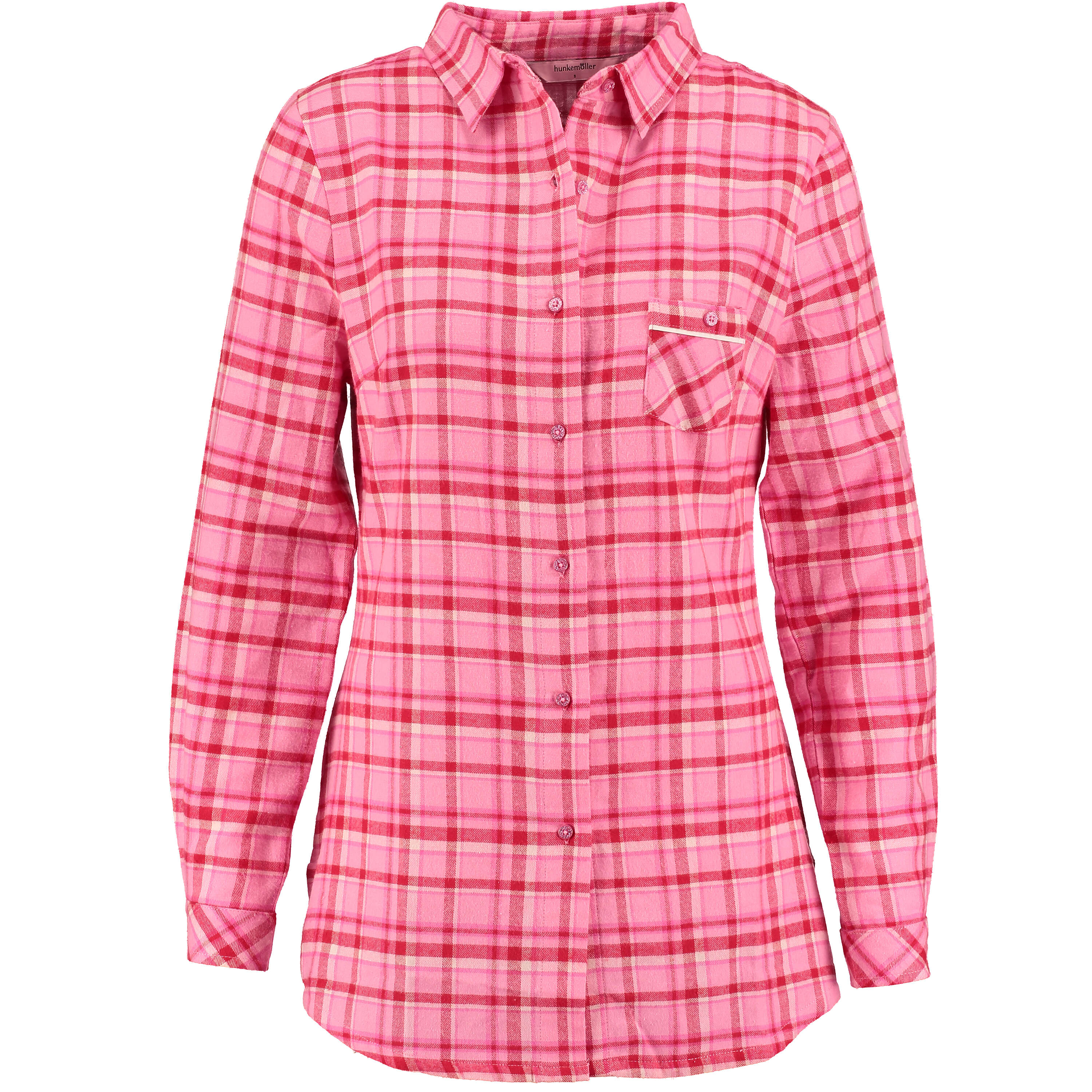 Nightshirt Caitlin, Red, main