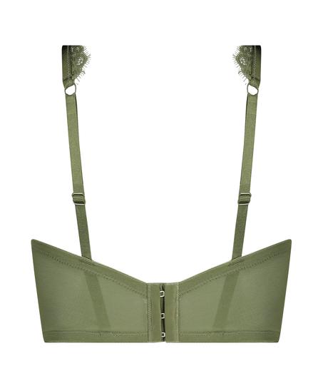 Marilee Non-Padded Underwired Bra, Green
