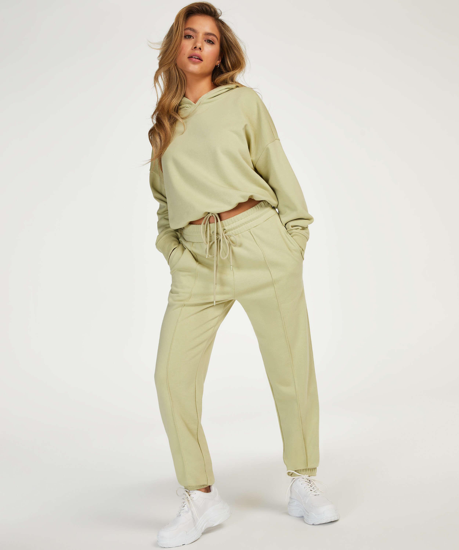 Snuggle Me Joggers, Green, main