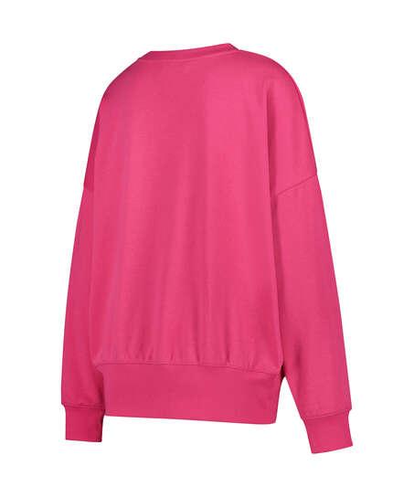 Snuggle Me Jumper, Pink
