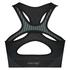 HKMX Sports bra The Motion Level 2, Green